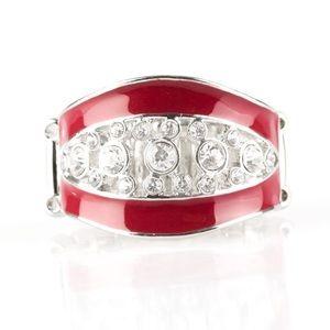 Trending Treasure Red Ring